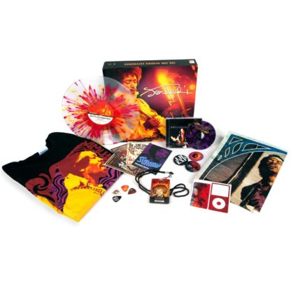 The Jimi Hendrix Experience Live 1968 Paris Ottawa - Fan Pack