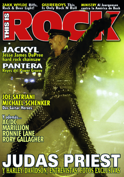 This Is Rock 001 Julio 2004