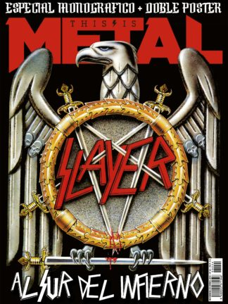 Slayer This Is Metal Especial Monográfico