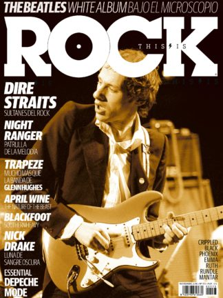 Dire Straits Mark Knopfler Energía decibélica rock clásico, hard rock, heavy metal, prog rock, blues rock