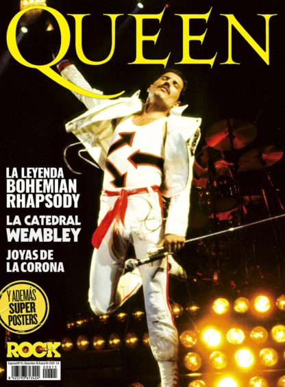 Queen This Is Rock Especial