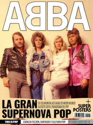 Abba This Is Pop Ciencia Ficción, Fantasía y Cultura Pop_Background
