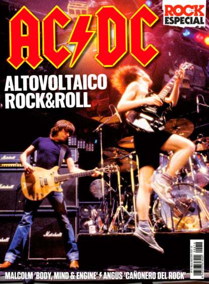 This Is Rock Especial ACDC Malcolm Angus Altovoltaico Rock & Roll