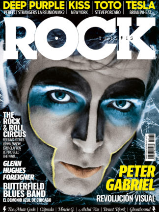 Peter Gabriel La Revista Toda la Gente del Rock Tu Magazine de Classic Rock Hard Rock Heavy Metal Prog Rock Blues Rock