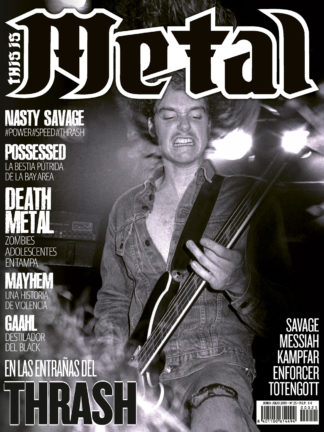 This Is Metal Magazine Junio 2019 Tu Revista de Metal Extremo en Castellano