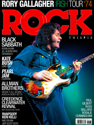 Rory Gallagher La Revista Toda la Gente del Rock Tu Magazine de Classic Rock Hard Rock Heavy Metal Prog Rock Blues Rock