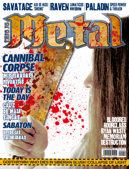 Cannibal Corpse This Is Metal Magazine La Única Revista de Metal Extremo en Castellano