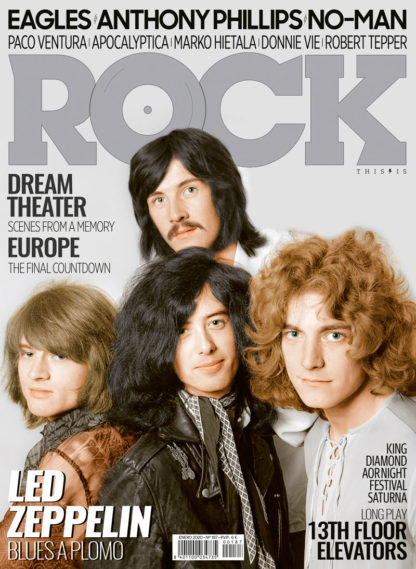 La Revista Toda la Gente del Rock Tu Magazine de Classic Rock Hard Rock Heavy Metal Prog Rock Blues Rock