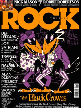 The Black Crowes La Revista Toda la Gente del Rock Tu Magazine de Classic Rock Hard Rock Heavy Metal Prog Rock Blues Rock