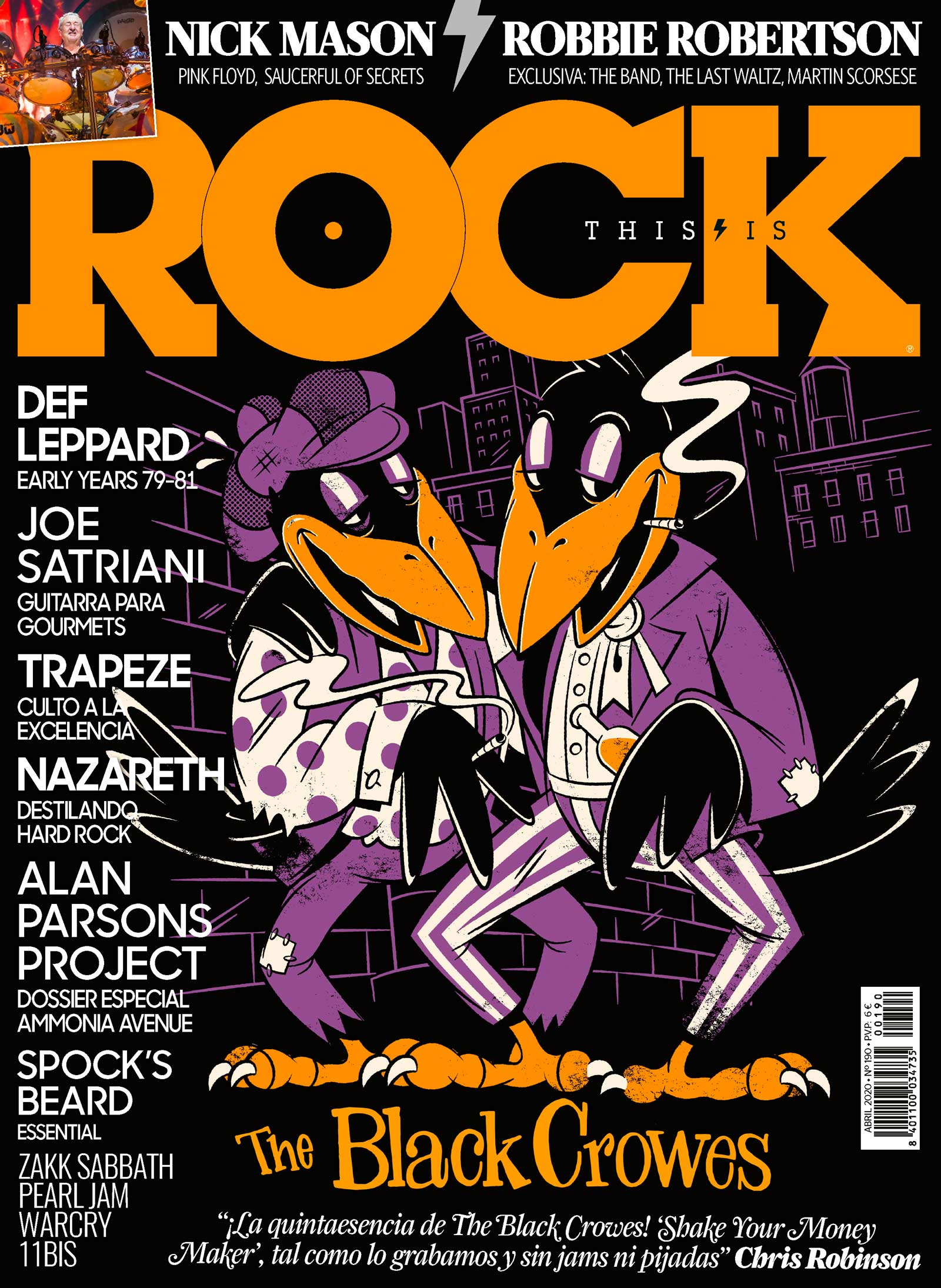 This Is Rock Abril 2020 The-Black-Crowes-La-Revista-Toda-la-Gente-del-Rock-Tu-Magazine-de-Classic-Rock-Hard-Rock-Heavy-Metal-Prog-Rock-Blues-Rock