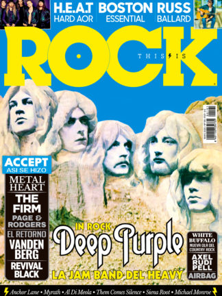 Deep Purple In Rock La Revista Toda la Gente del Rock Tu Magazine de Classic Rock Hard Rock Heavy Metal Prog Rock Blues Rock