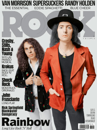 Rainbow Dio Ritchie Blackmore La Revista Toda la Gente del Rock Tu Magazine de Classic Rock Hard Rock Heavy Metal Prog Rock Blues Rock