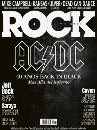 This Is Rock 193 Julio 2020 La Revista Toda la Gente del Rock Tu Magazine de Classic Rock Hard Rock Heavy Metal Prog Rock Blues Rock