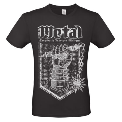 This Is Metal Camiseta Chica