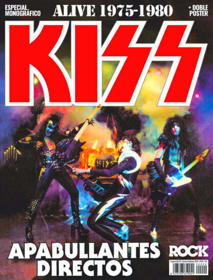 This Is Rock Especial Monográfico + Poster_020_Kiss