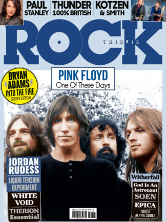 201 Marzo This Is Rock una revista de Rock tambien para leer Classic Rock Hard Rock Heavy Metal Prog Rock Blues